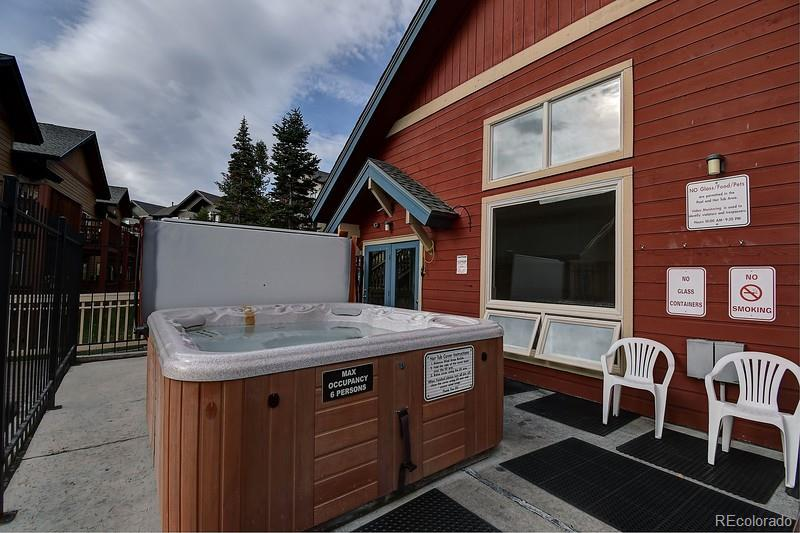 MLS# 2806140 - 40 - 40 Black Diamond Trail #40-D, Silverthorne, CO 80498