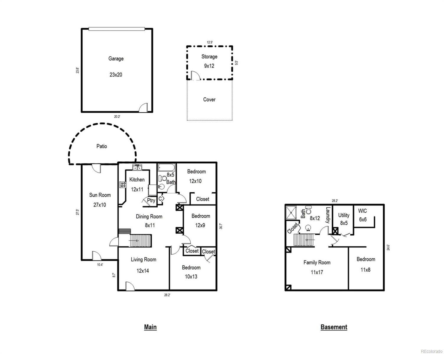 MLS# 2811953 - 1 - 831  Martin Street, Longmont, CO 80501