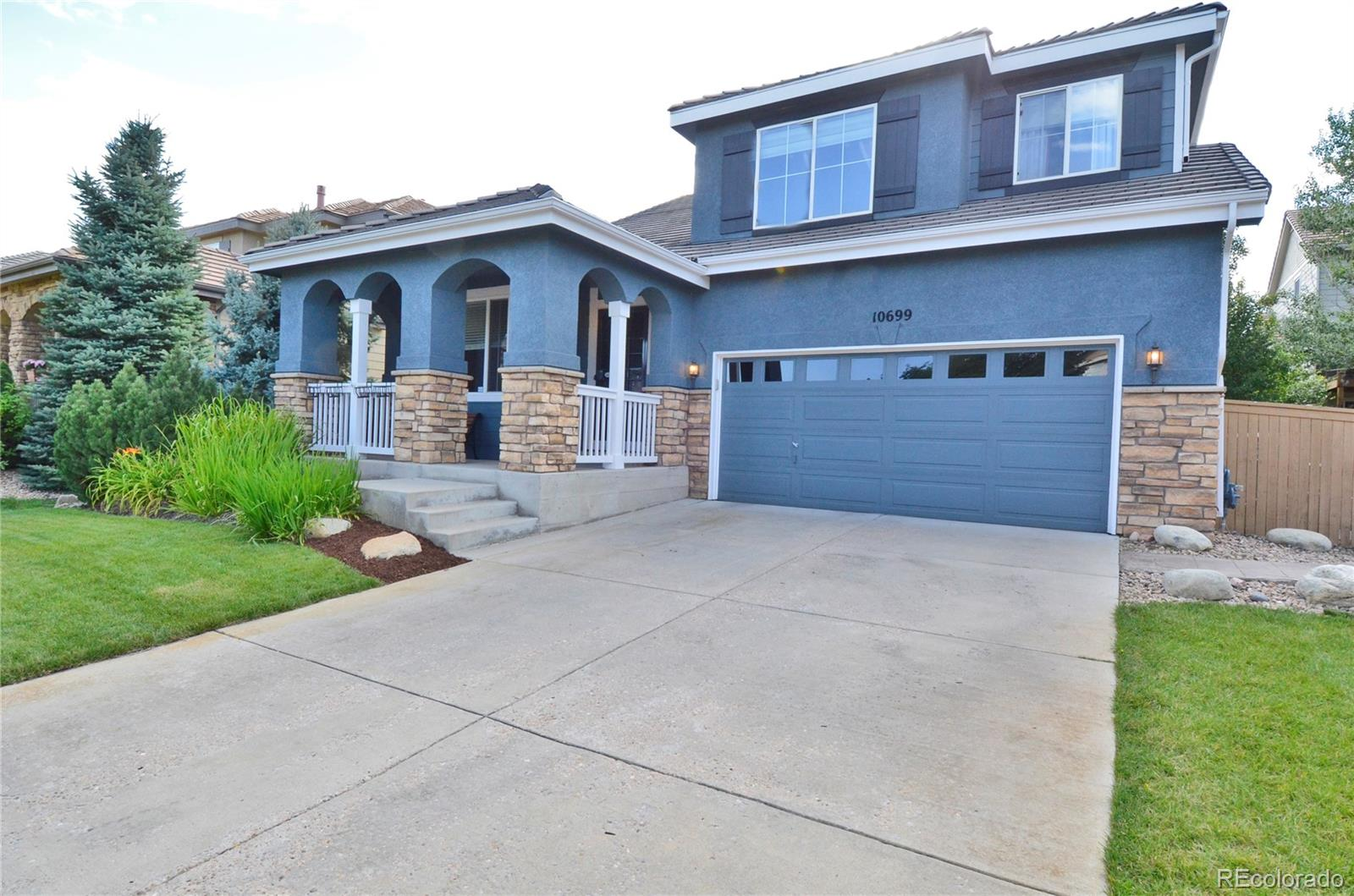 MLS# 2831572 - 2 - 10699 Wynspire Way, Highlands Ranch, CO 80130