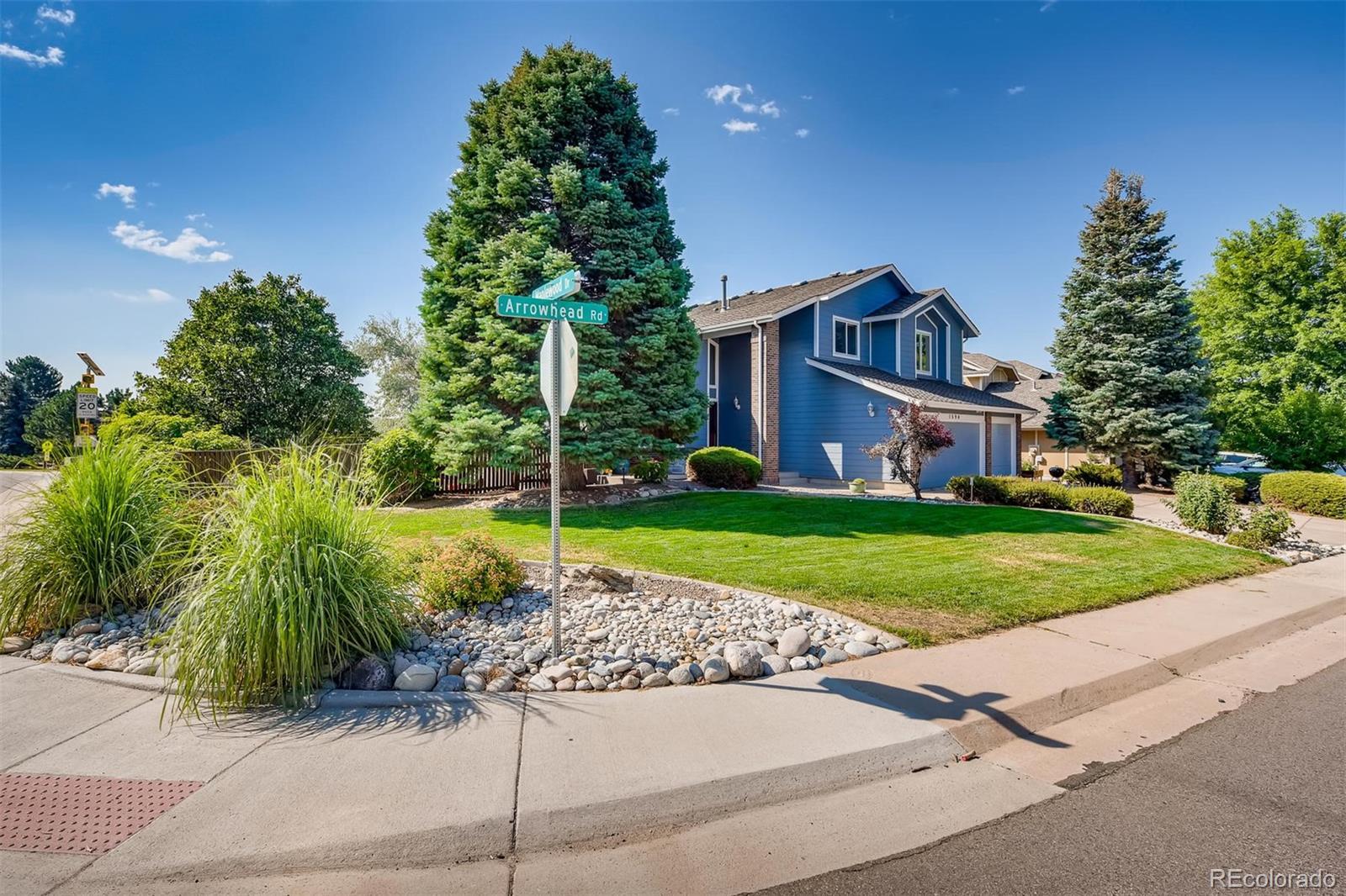 MLS# 2832026 - 3 - 1594 Arrowhead Road, Highlands Ranch, CO 80126