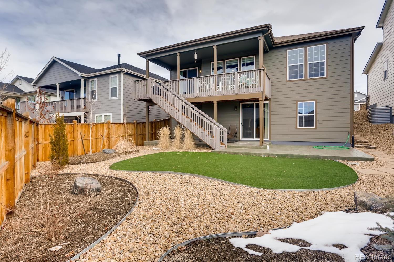 MLS# 2880365 - 25 - 590 Tippen Place, Castle Rock, CO 80104