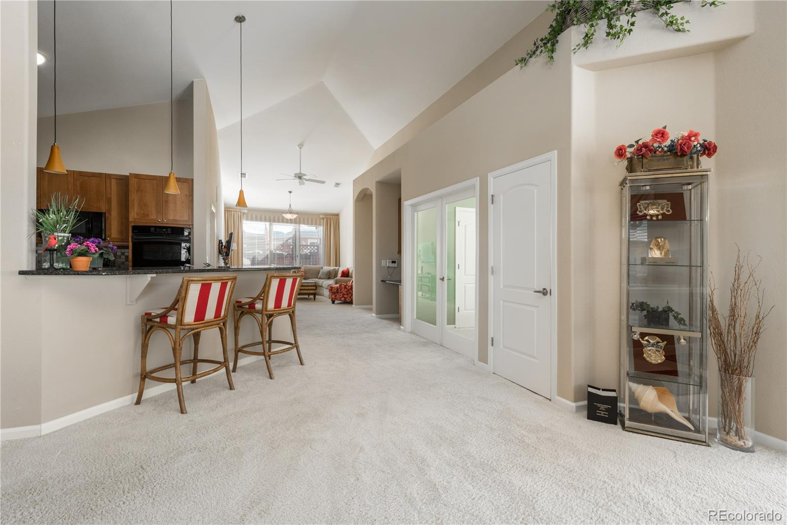 MLS# 2963083 - 8578 Gold Peak Drive #A, Highlands Ranch, CO 80130