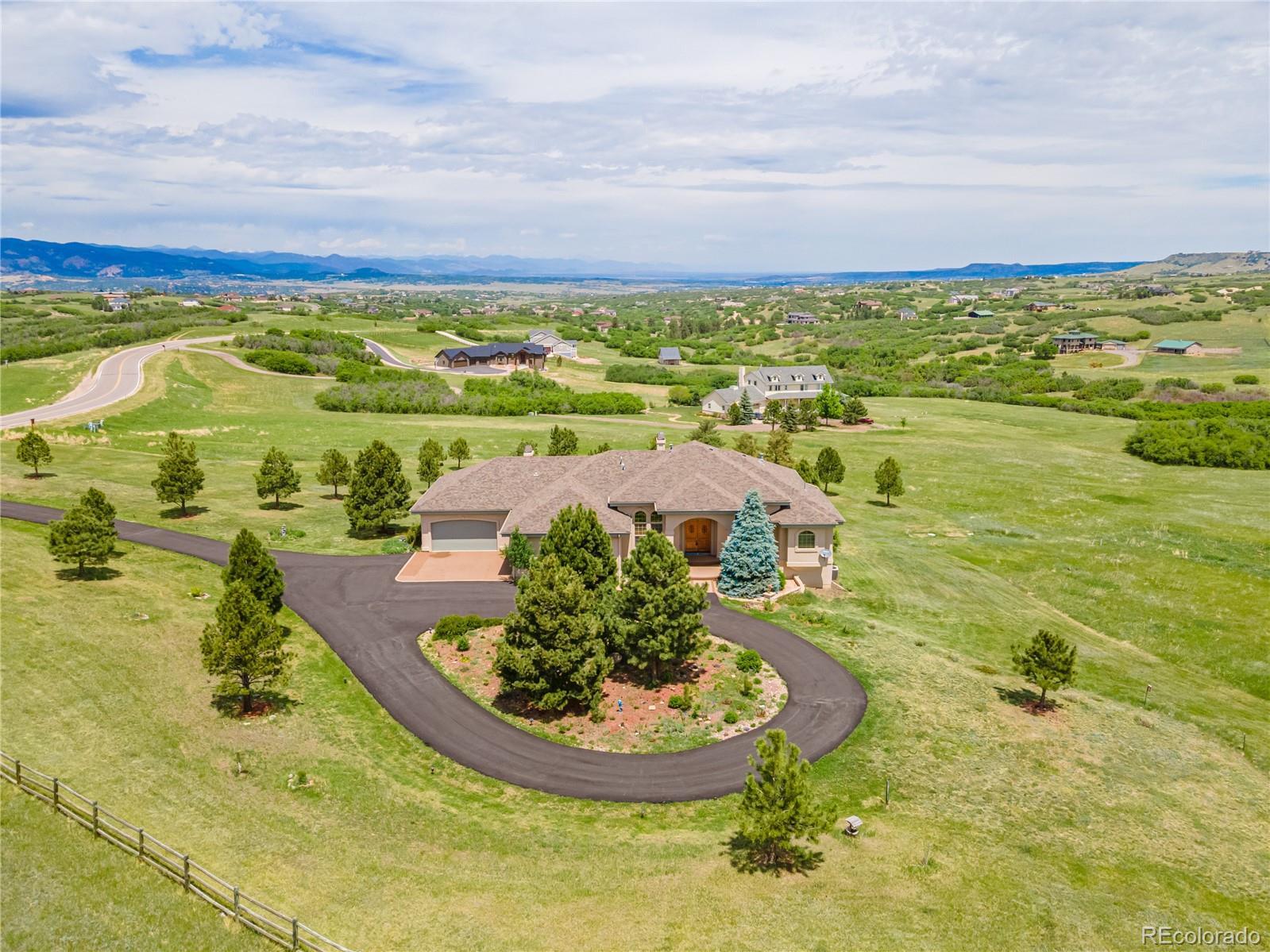 MLS# 2970127 - 40 - 3678 Castle Butte Drive, Castle Rock, CO 80109