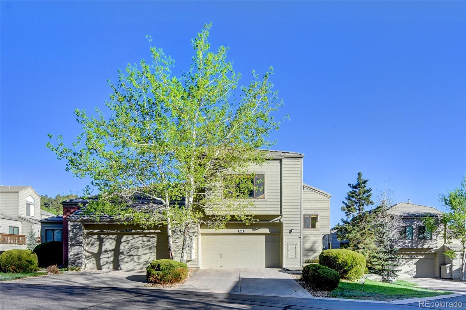 MLS# 2971781 - 3 - 784 Chimney Creek Drive #B, Golden, CO 80401
