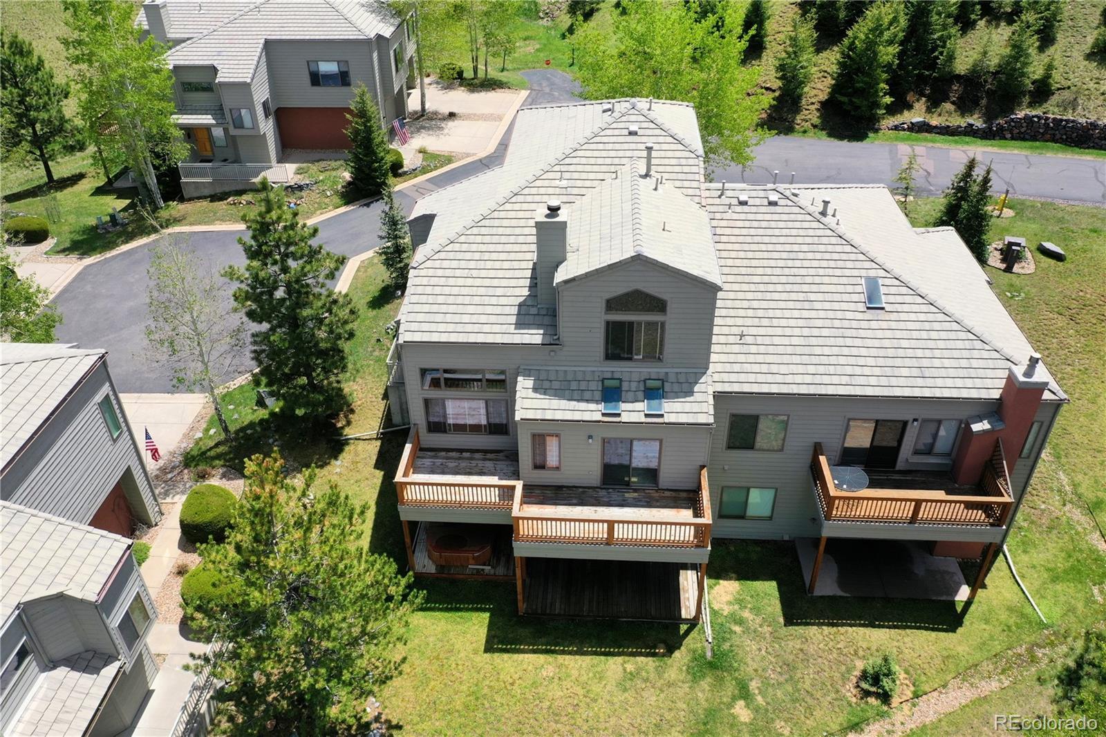 MLS# 2971781 - 33 - 784 Chimney Creek Drive #B, Golden, CO 80401