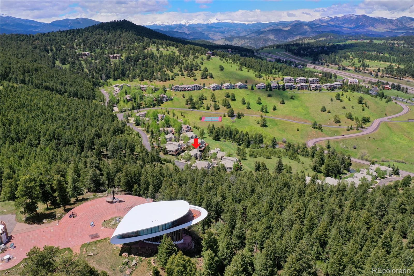 MLS# 2971781 - 37 - 784 Chimney Creek Drive #B, Golden, CO 80401