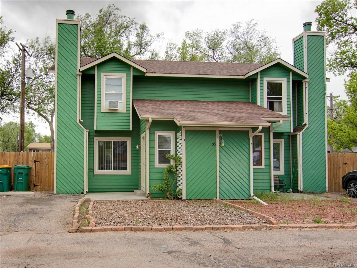 MLS# 3067912 - 1 - 2632  E Dale Street, Colorado Springs, CO 80909