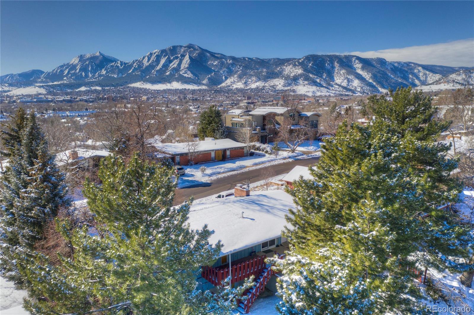 MLS# 3086362 - 2 - 2445 Balsam Drive, Boulder, CO 80304