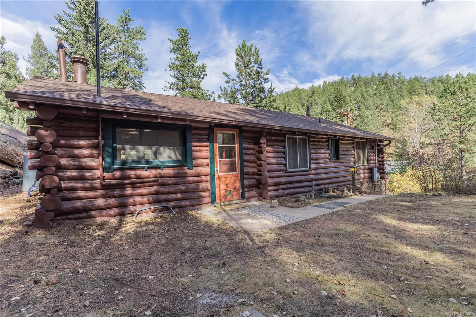 MLS# 3100431 - 24 - 15827 Old Stagecoach Road, Pine, CO 80470