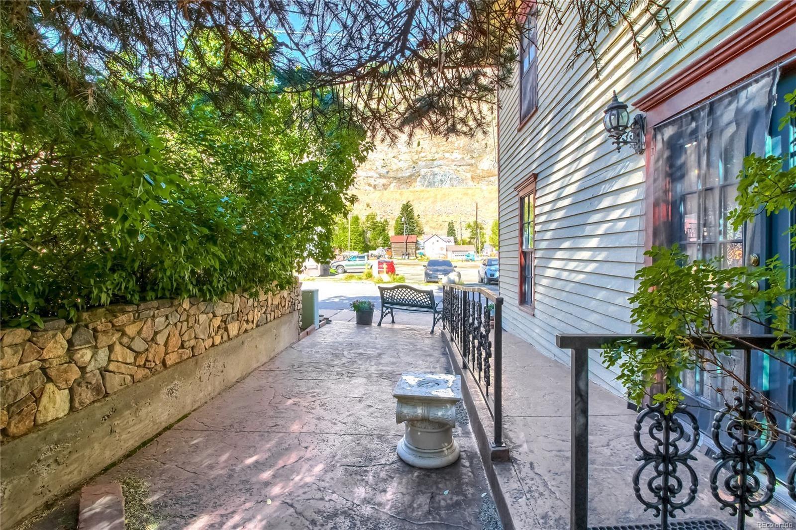 MLS# 3124585 - 1 - 614  Rose Street, Georgetown, CO 80444