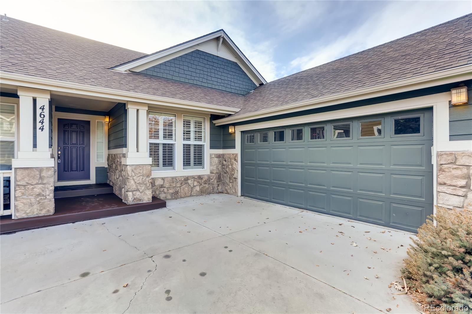 MLS# 3154871 - 4 - 4644 Cedar Glen Place, Castle Rock, CO 80109