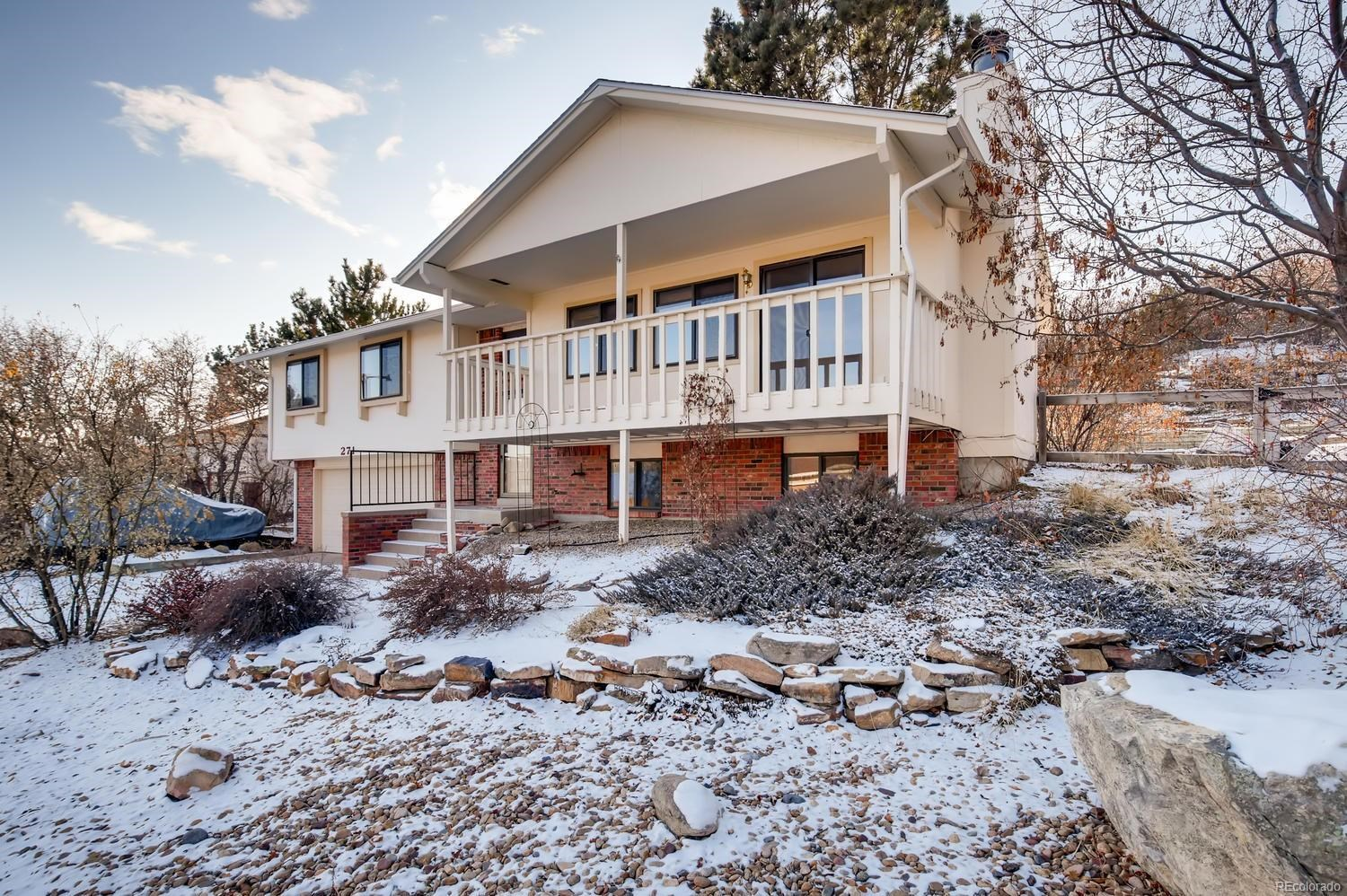 MLS# 3207650 - 25 - 271 Dawson Drive, Castle Rock, CO 80104