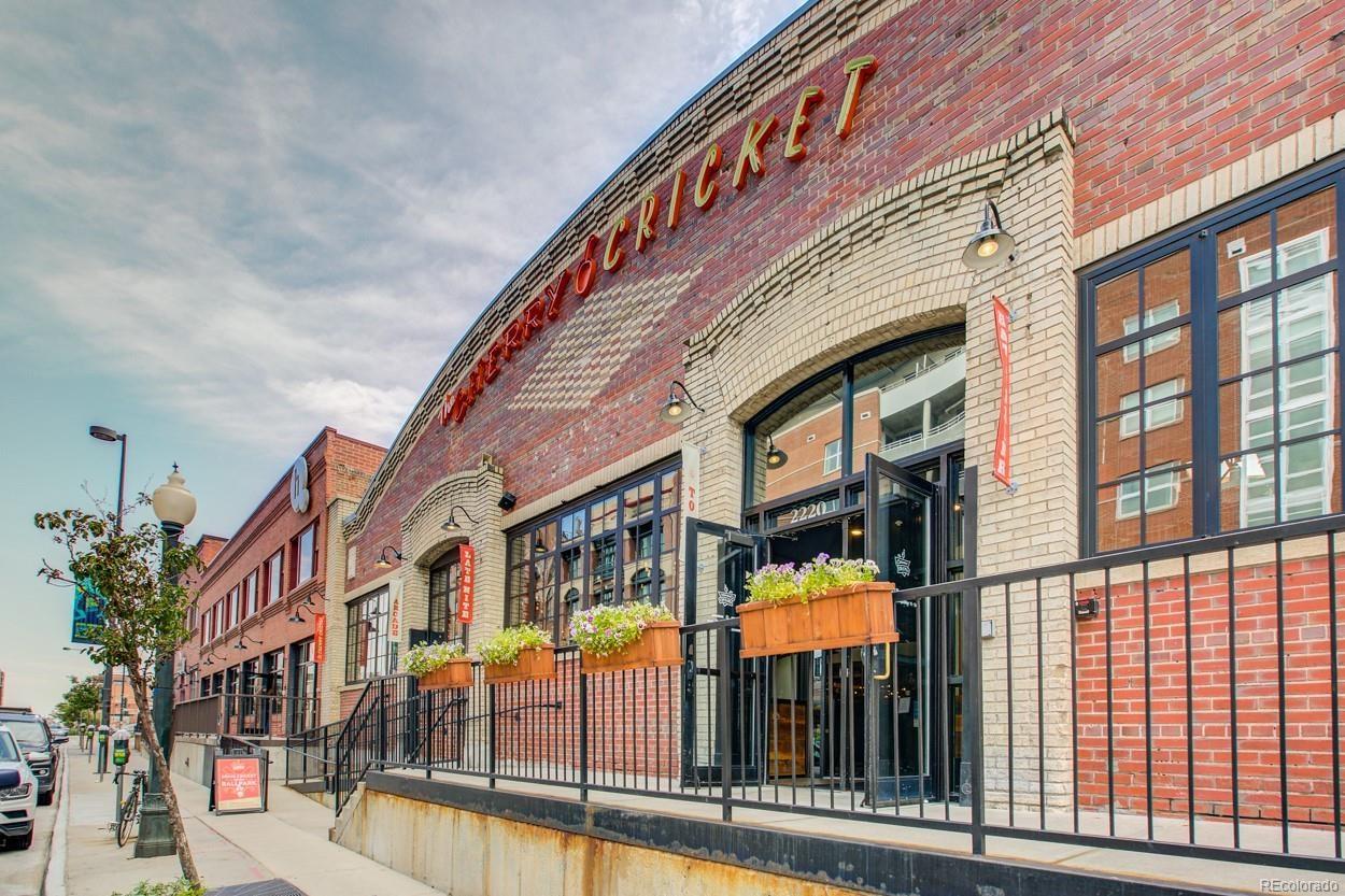 MLS# 3346913 - 13 - 2210 Blake Street #303, Denver, CO 80205