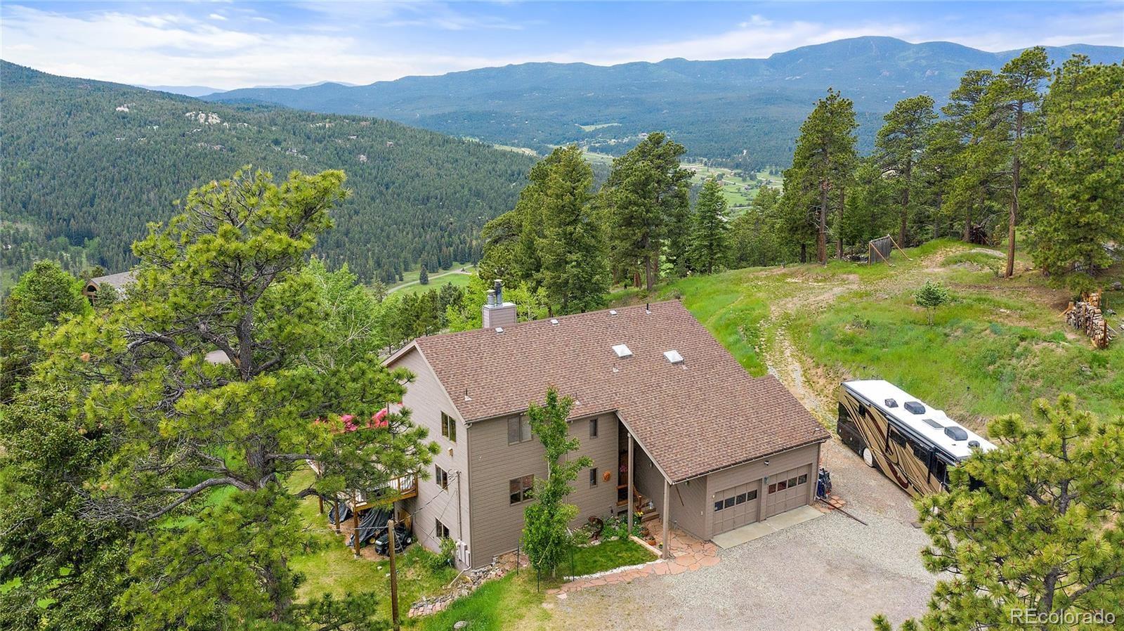 MLS# 3381034 - 1 - 6976  Everest Lane, Evergreen, CO 80439