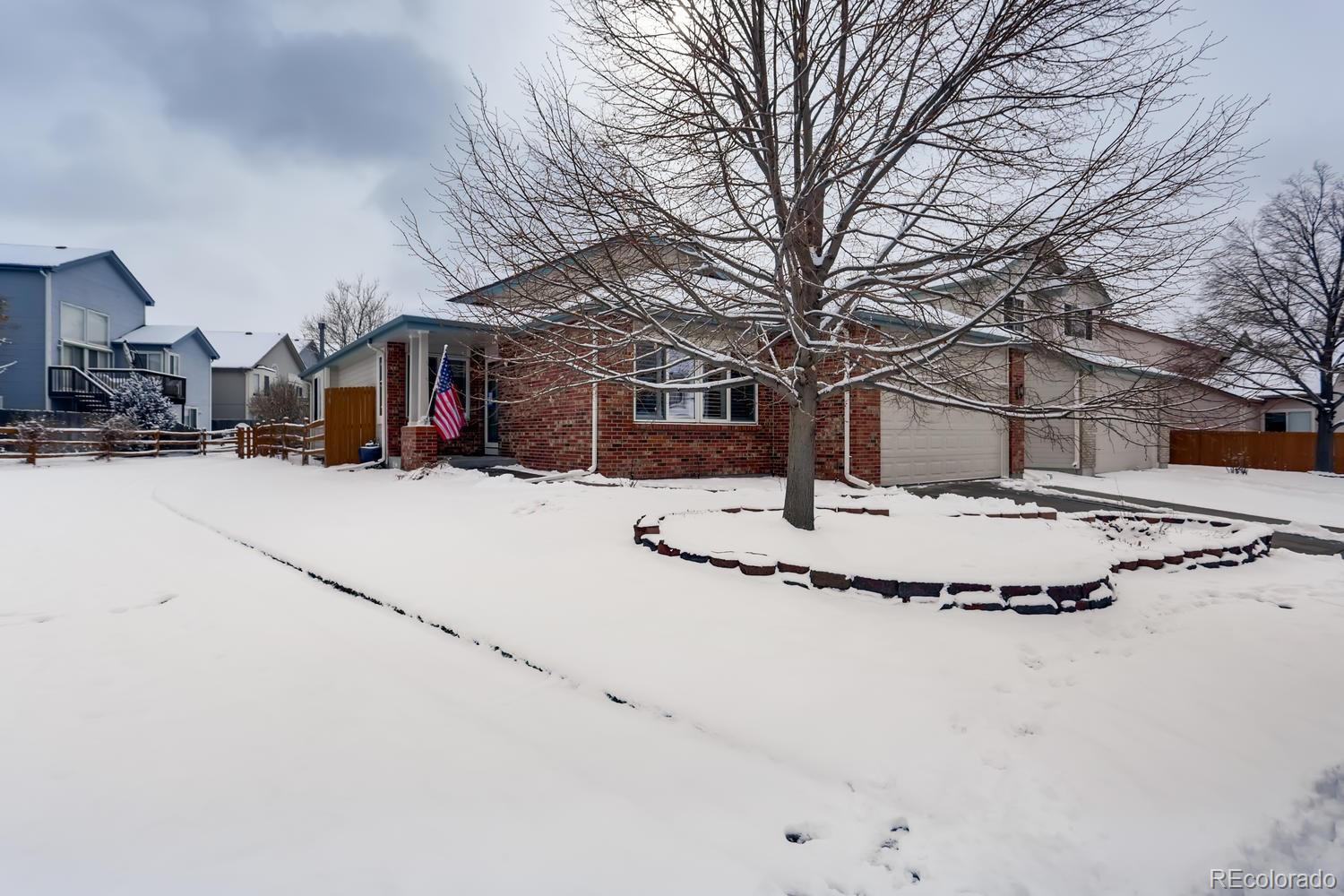 MLS# 3407296 - 4106 S Granby Circle, Aurora, CO 80014