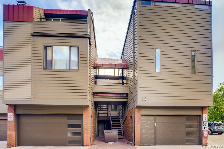 MLS# 3416550 - 3 - 812 Walnut Street #F, Boulder, CO 80302