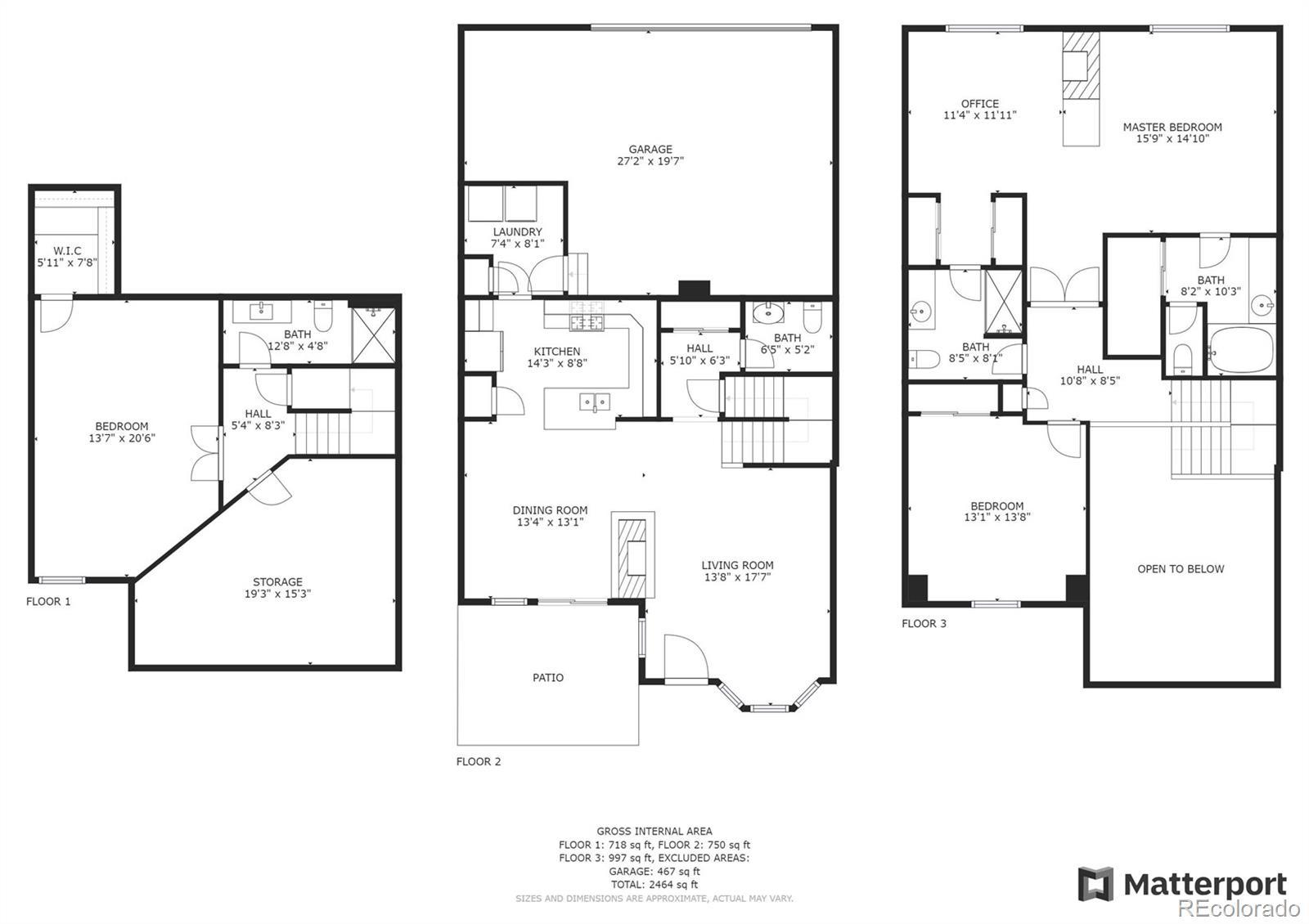 MLS# 3431573 - 40 - 7337 Norfolk Place, Castle Pines, CO 80108