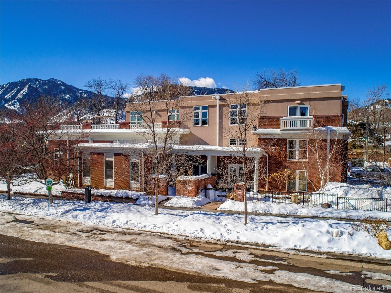 MLS# 3456582 - 27 - 1045 Spruce St  #A, Boulder, CO 80302