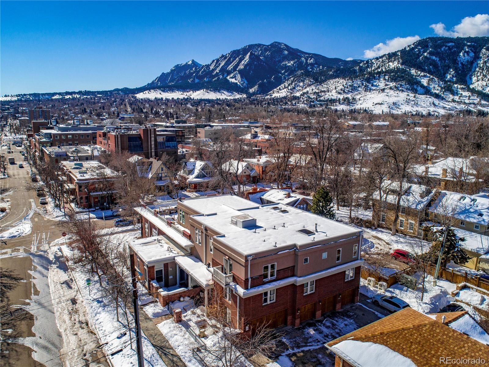 MLS# 3456582 - 30 - 1045 Spruce St  #A, Boulder, CO 80302