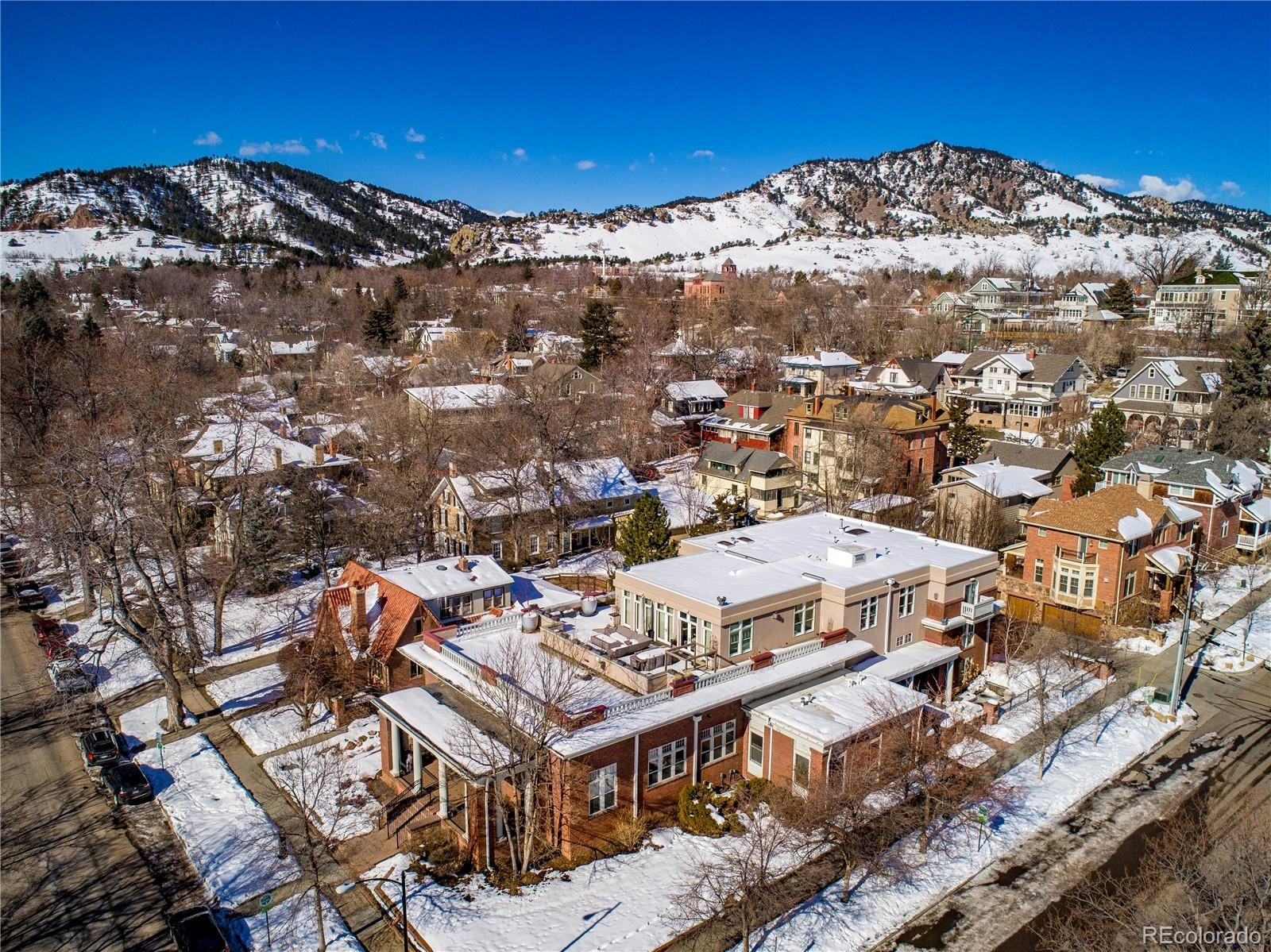 MLS# 3456582 - 32 - 1045 Spruce St  #A, Boulder, CO 80302