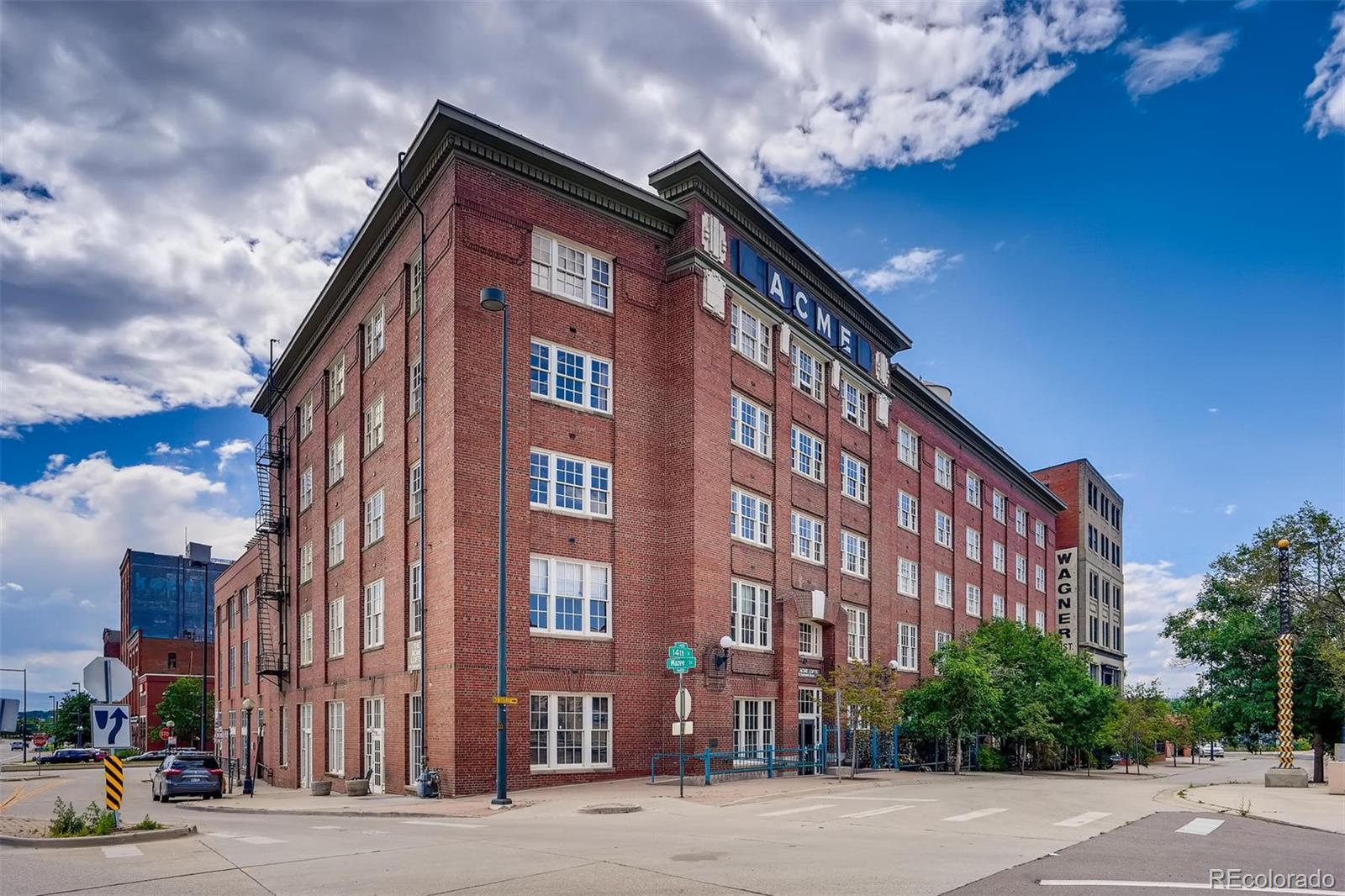 MLS# 3461017 - 2 - 1616 14th Street #3D, Denver, CO 80202