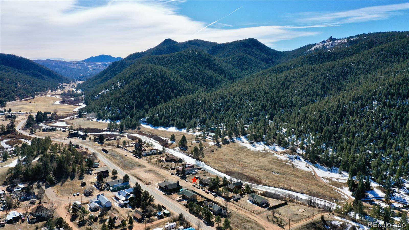 MLS# 3485603 - 27 - 16697 Jefferson Street, Pine, CO 80470