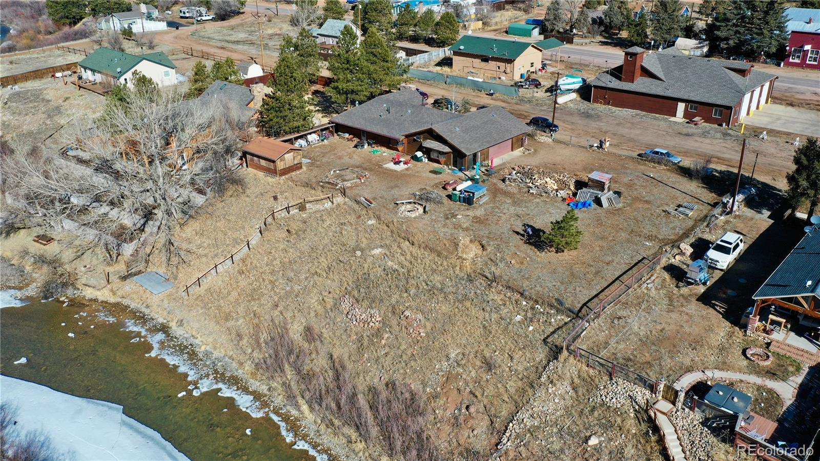 MLS# 3485603 - 28 - 16697 Jefferson Street, Pine, CO 80470