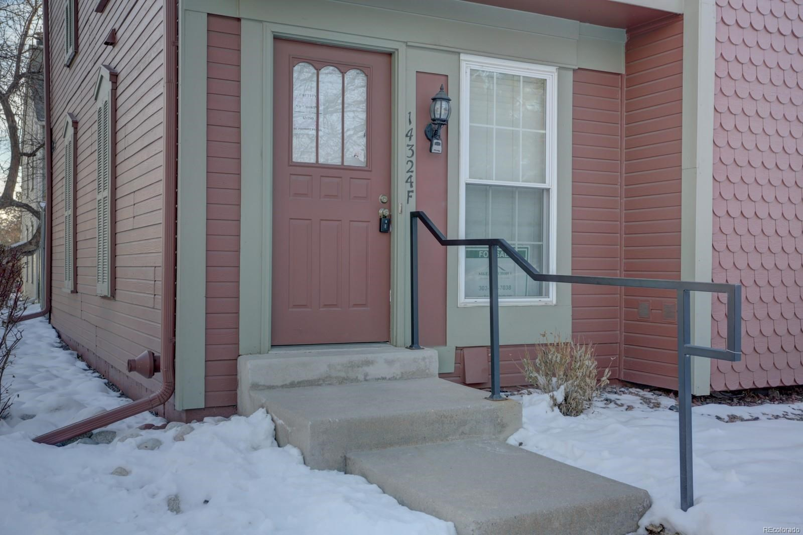 MLS# 3517669 - 2 - 14324 E Hawaii Circle #F, Aurora, CO 80012