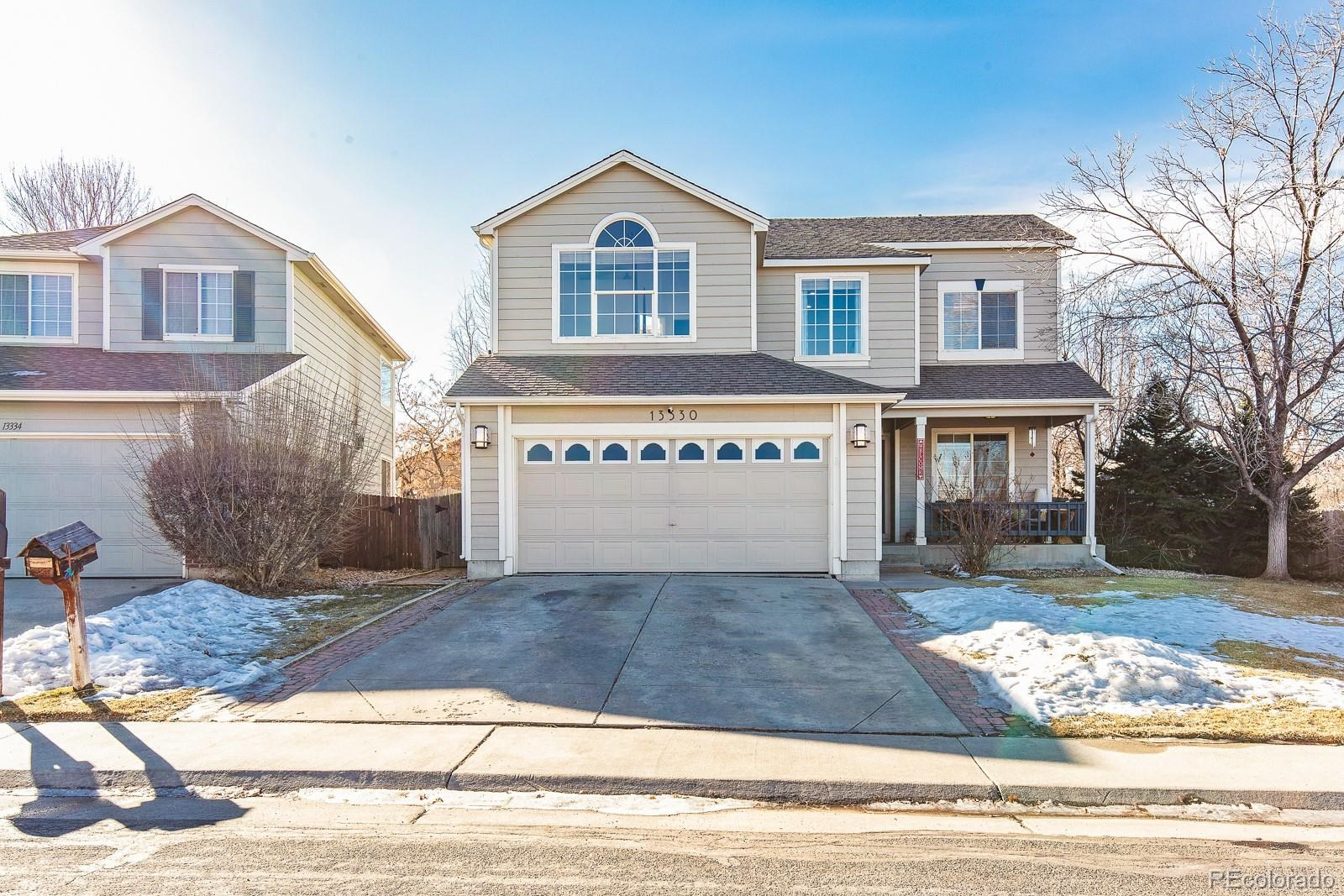 MLS# 3529158 - 2 - 13330 Race Street, Thornton, CO 80241