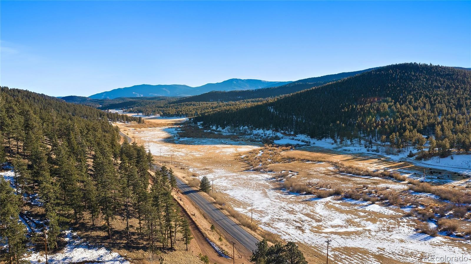MLS# 3576408 - 1 - 3378  Deer Creek Road, Bailey, CO 80421