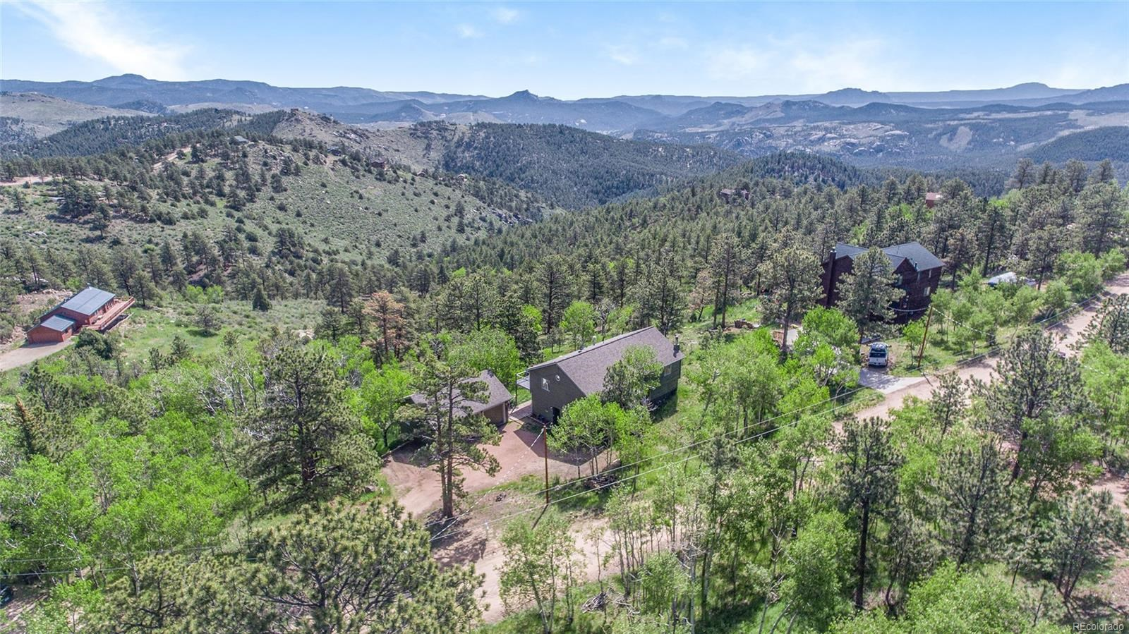 MLS# 3581260 - 1 - 134  Eagle Trail, Bailey, CO 80421