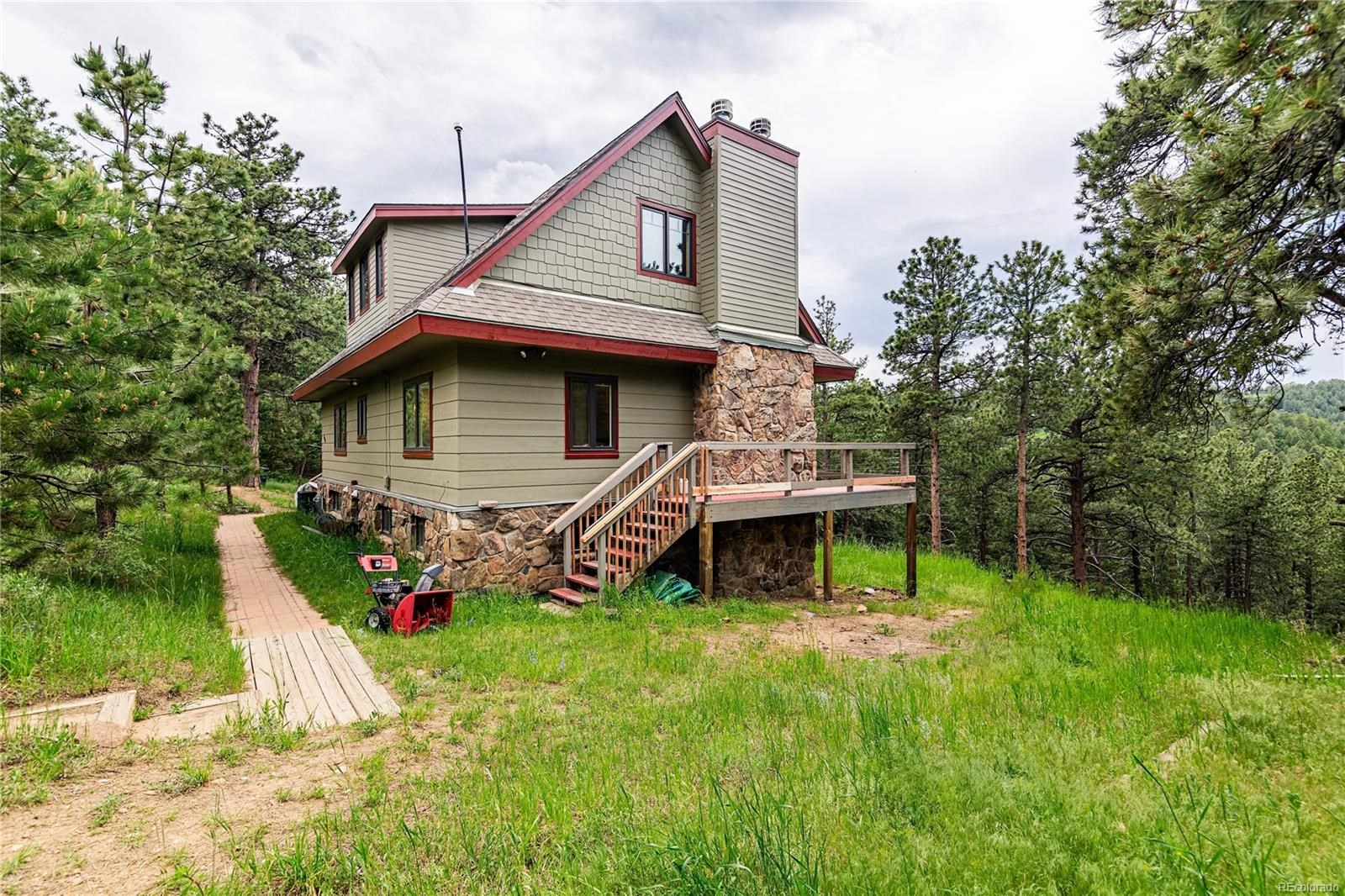 MLS# 3600562 - 1 - 101  Krestview Lane, Golden, CO 80401