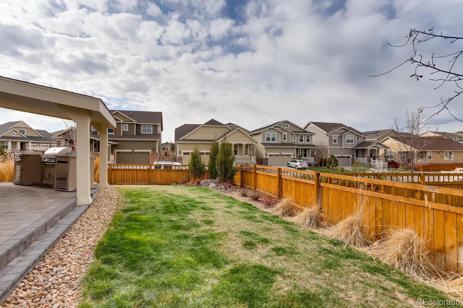 MLS# 3615416 - 2360 Leafdale Circle, Castle Rock, CO 80109