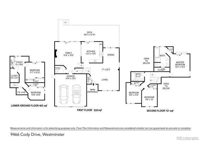 MLS# 3624661 - 24 - 9466 Cody Drive, Westminster, CO 80021