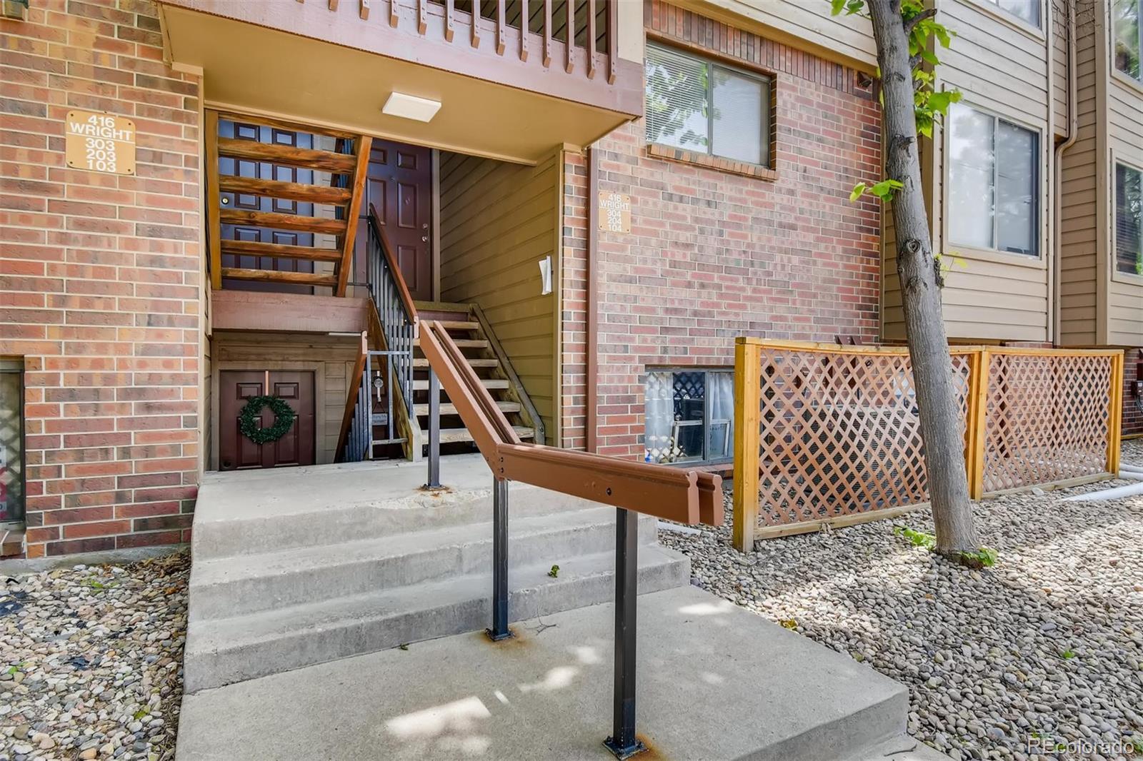 MLS# 3625998 - 16 - 416 Wright Street #103, Lakewood, CO 80228