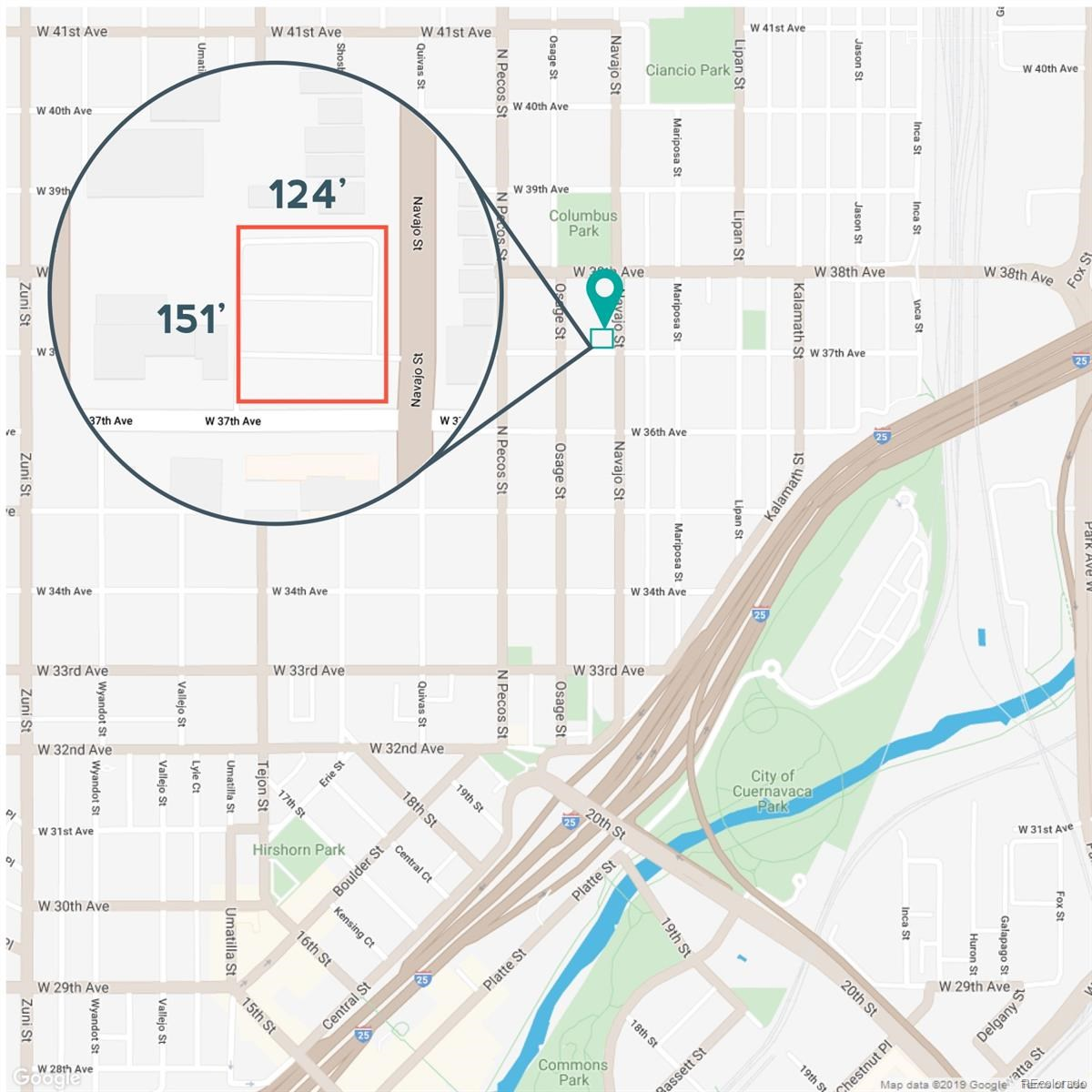 MLS# 3638519 - 1 - 3703  Navajo Street, Denver, CO 80211