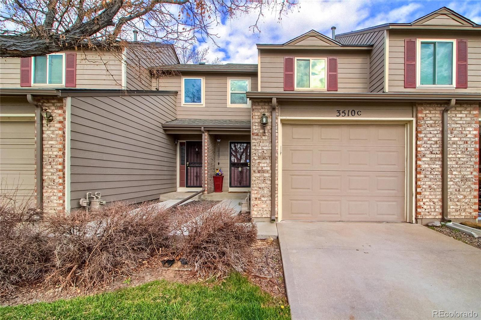 MLS# 3641043 - 2 - 3510 S Telluride Circle #C, Aurora, CO 80013