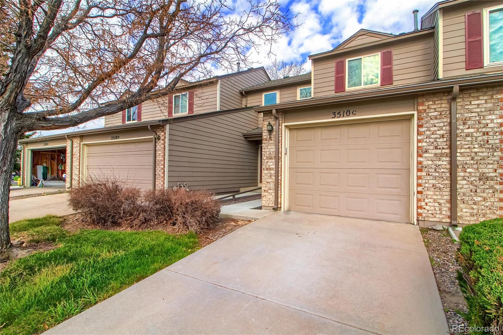 MLS# 3641043 - 34 - 3510 S Telluride Circle #C, Aurora, CO 80013
