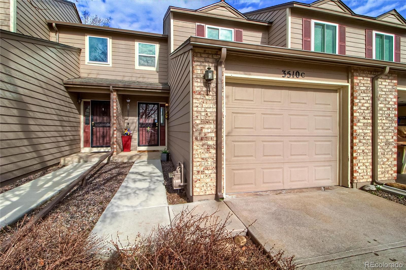 MLS# 3641043 - 35 - 3510 S Telluride Circle #C, Aurora, CO 80013