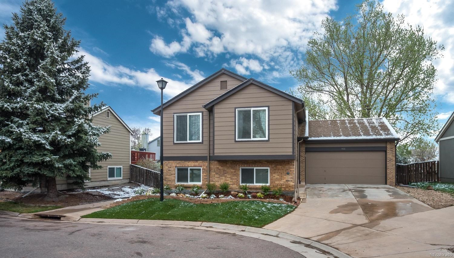 MLS# 3681773 - 1 - 935  Cherry Blossom Court, Highlands Ranch, CO 80126