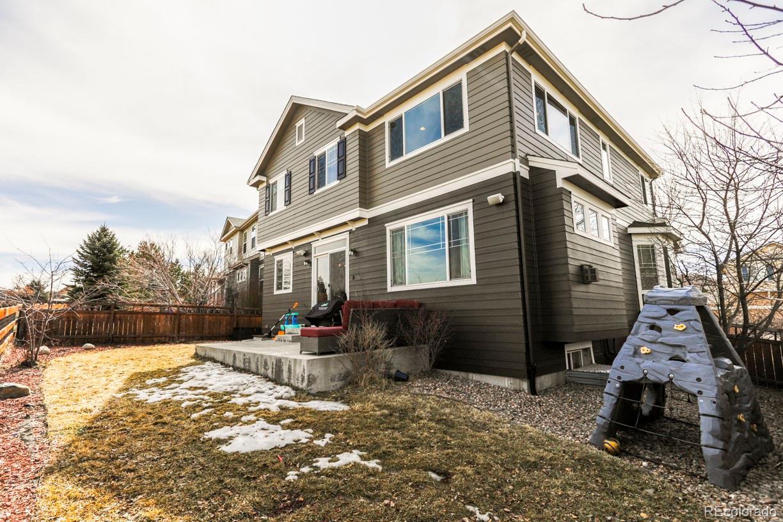 MLS# 3693631 - 30 - 4439 Prairie Rose Circle, Castle Rock, CO 80109