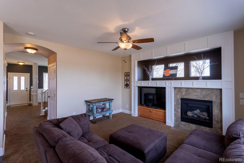 MLS# 3693631 - 6 - 4439 Prairie Rose Circle, Castle Rock, CO 80109