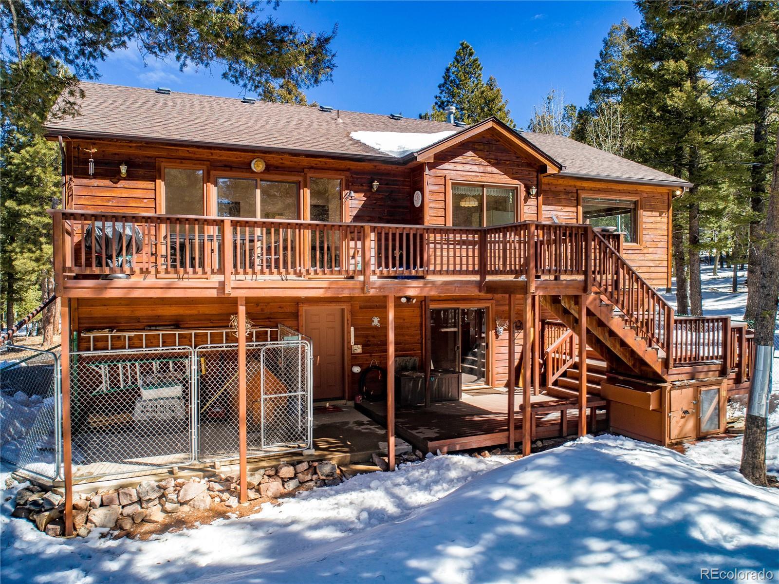 MLS# 3744542 - 3 - 13281 Callae Drive, Conifer, CO 80433