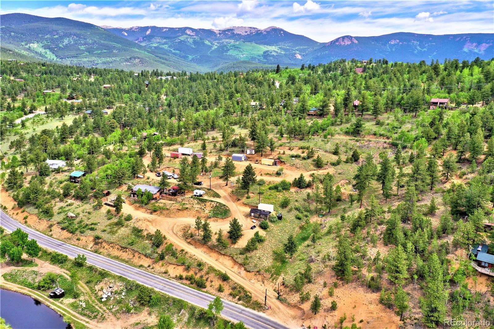 MLS# 3746707 - 1 - 6668  County Road 43, Bailey, CO 80421