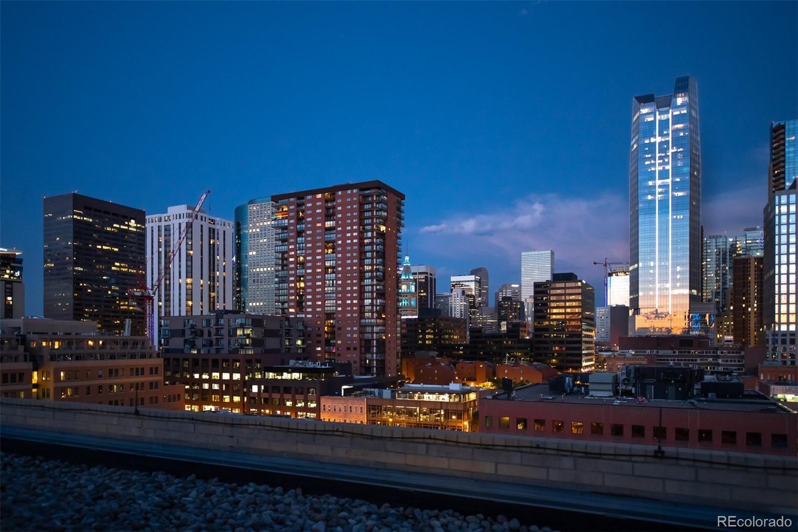 MLS# 3767507 - 33 - 1499 Blake Street #4A, Denver, CO 80202