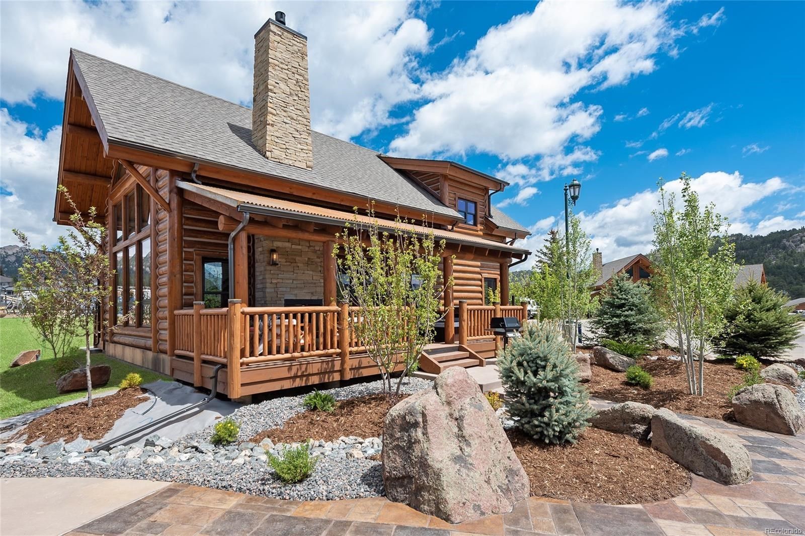 MLS# 3831361 - 1 - 1714  Mountain Village Lane, Estes Park, CO 80517