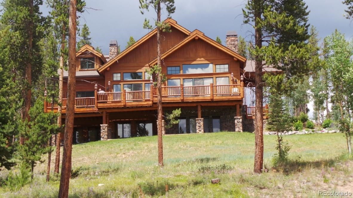 MLS# 3853727 - 101 County Road 5197 , Tabernash, CO 80478