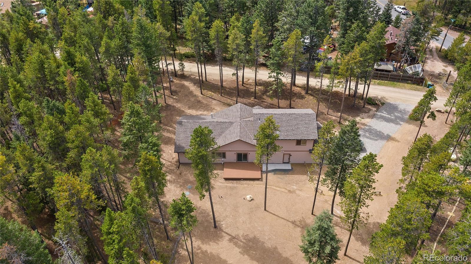 MLS# 3859300 - 31 - 10892 Barker Avenue, Conifer, CO 80433