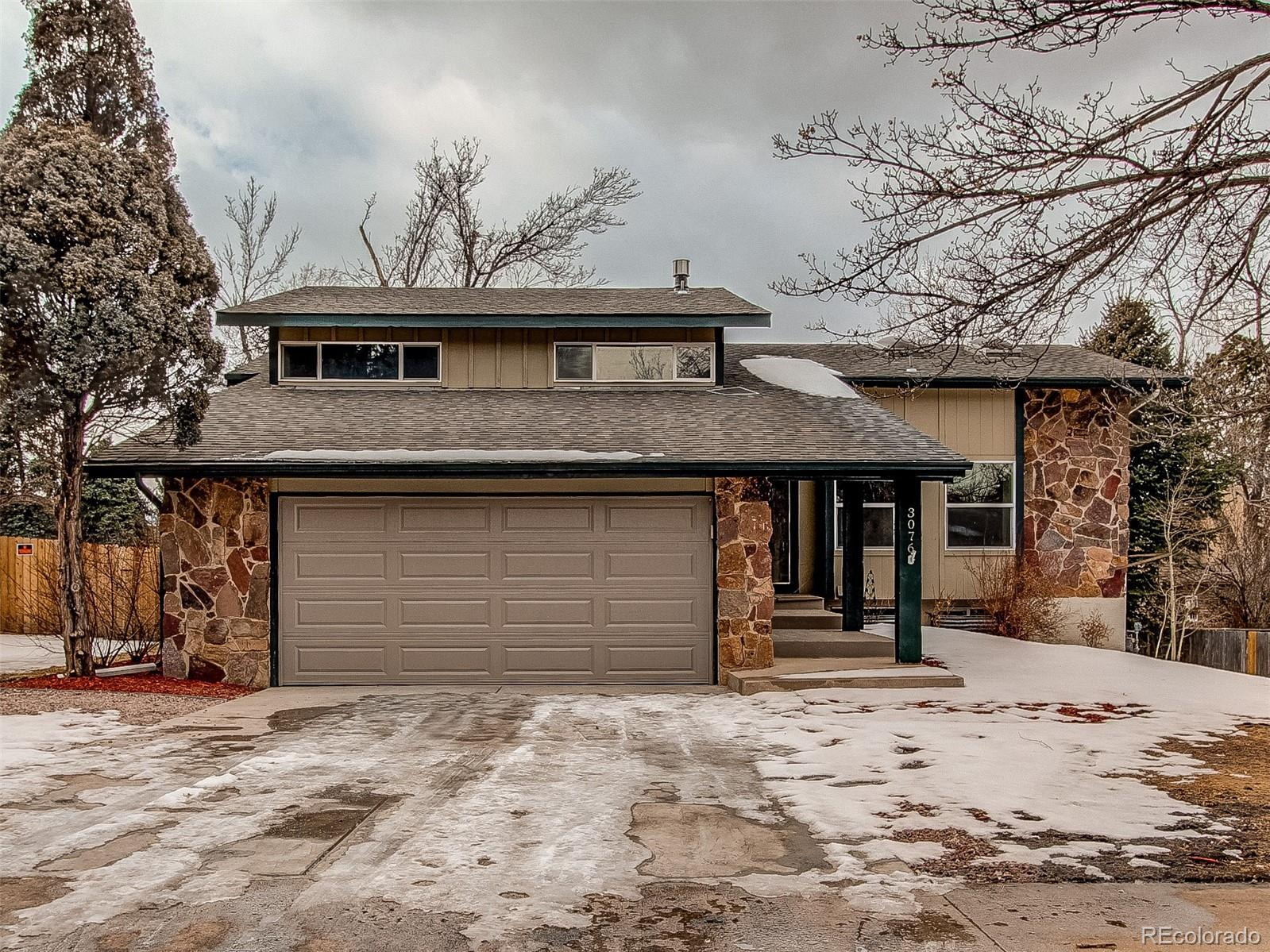 MLS# 3897576 - 2 - 3076 Oro Blanco Drive, Colorado Springs, CO 80917