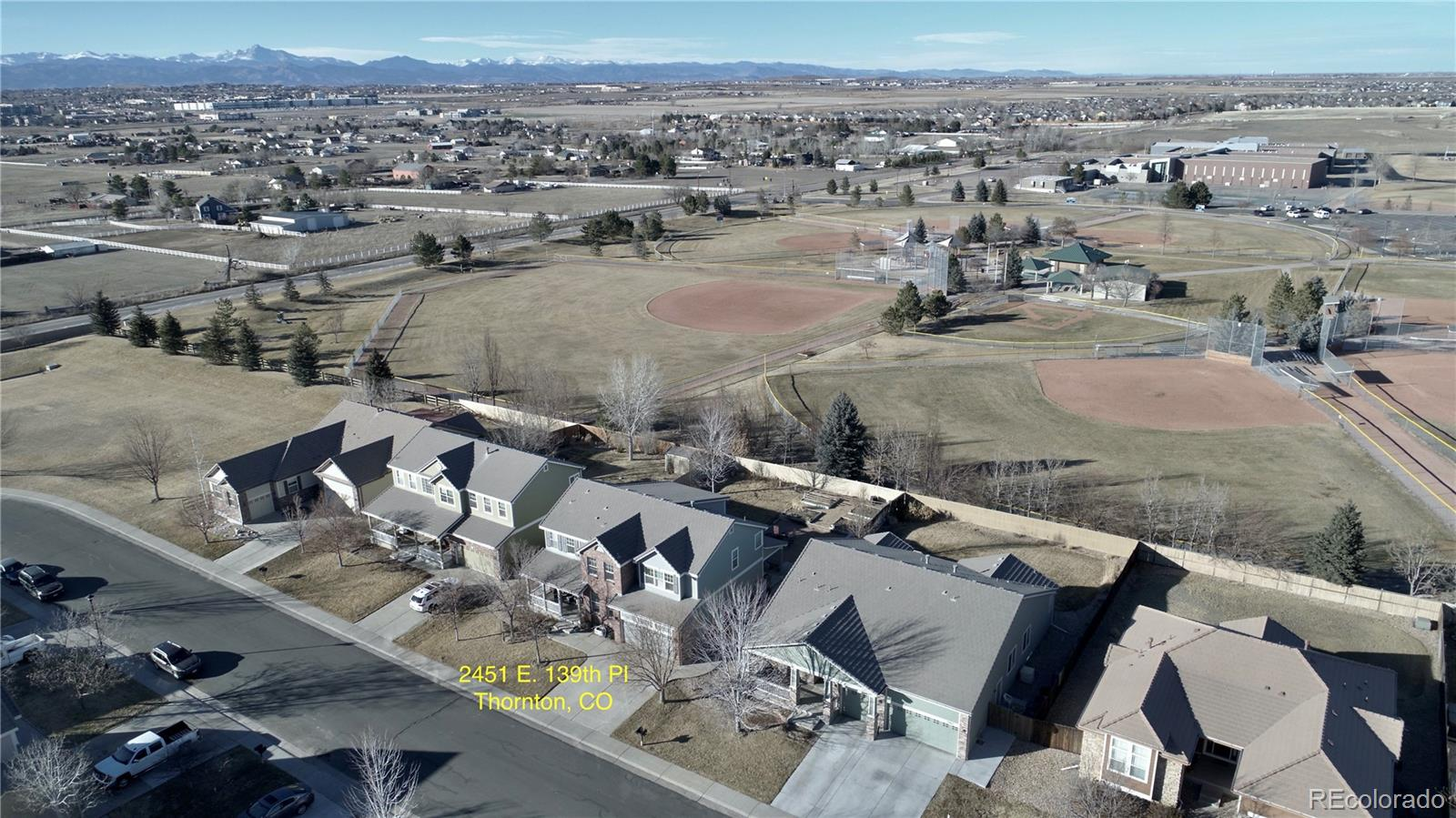 MLS# 4136888 - 2 - 2451 E 139th Place, Thornton, CO 80602